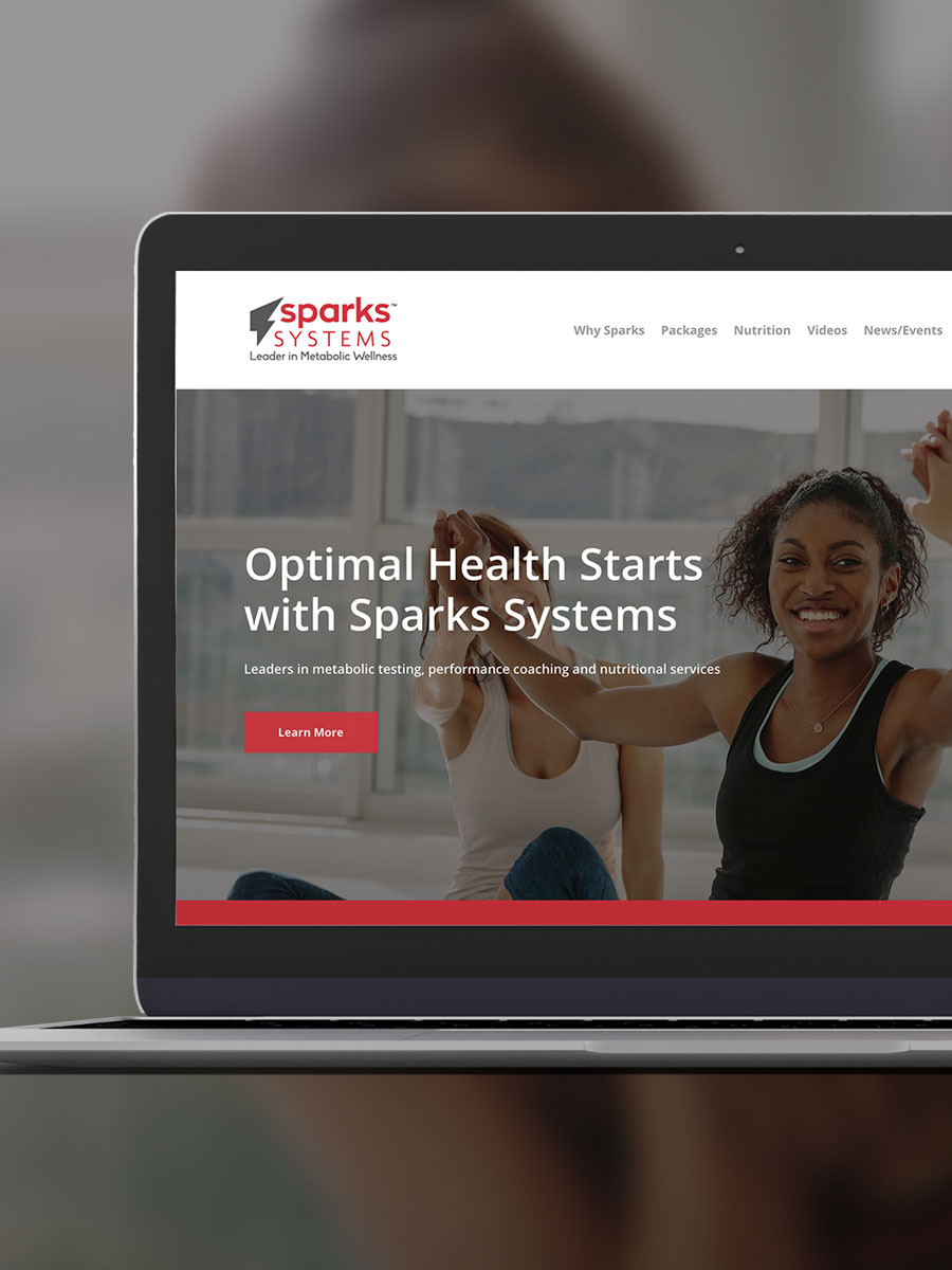 KH Digital - Sparks Systems Website Development